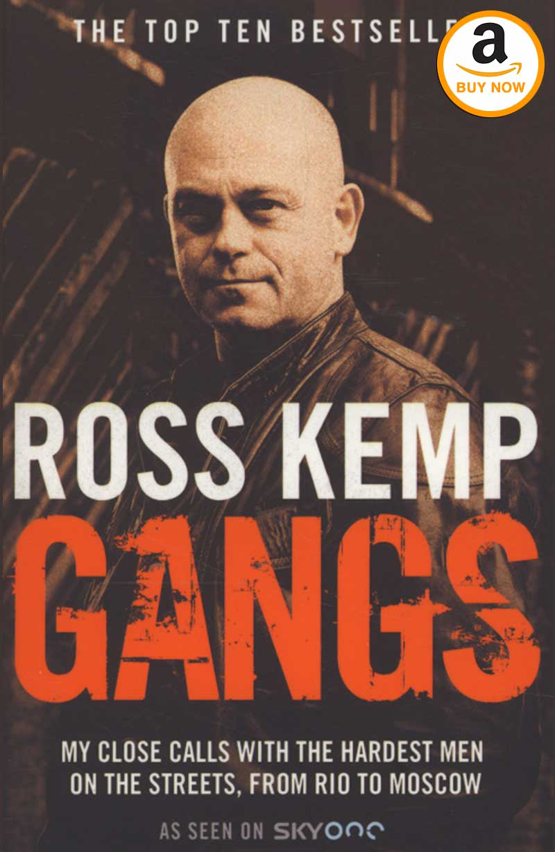 In Gangs, Ross Kemp squares up to the world's hardest streetfighters.