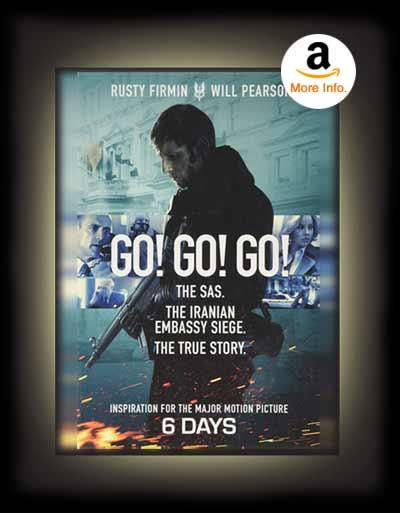 Go Go Go  by William Pearson