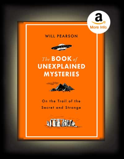 Book-Unexplained-Mysteries  by William Pearson