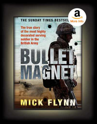 Bullet Magnet by William Pearson